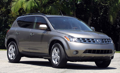 2003 Nissan Murano Review