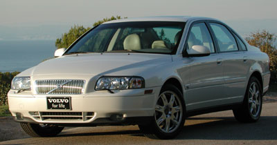 2003 Volvo S80 Review