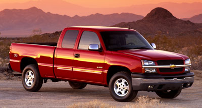 2003 Chevrolet Silverado Review