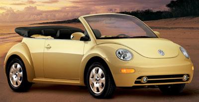 2003 Volkswagen Beetle Review