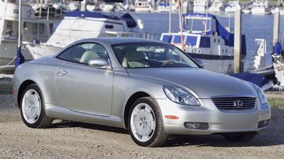 2003 Lexus SC 430 Review