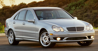 2003 Mercedes Benz C Class Review