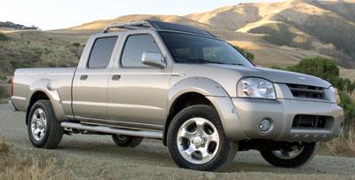 2003 Nissan Frontier - Partsopen