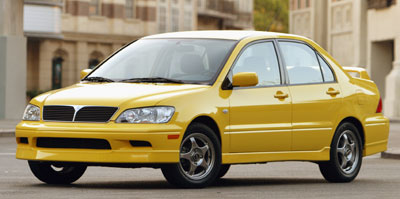 Exceptional 2003 Mitsubishi Lancer
