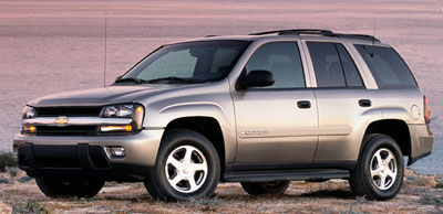 2003 Chevrolet TrailBlazer Review