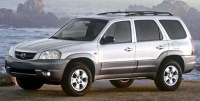 2003 Mazda Tribute Review