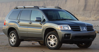 Used Lexus Suv >> 2004 Mitsubishi Endeavor Review