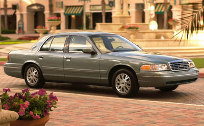 Ford Crown Victoria Review - 2003 crown victoria