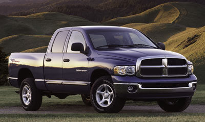 2003 Dodge Ram ReviewNewCarTestDrive