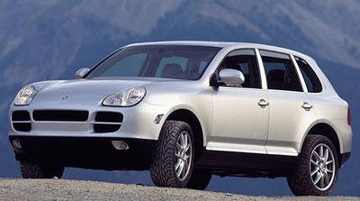 2004 Porsche Cayenne Review