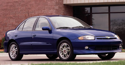 2004 Chevrolet Cavalier Review