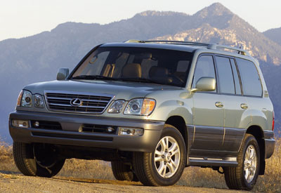 2004 lexus lx470 reviews