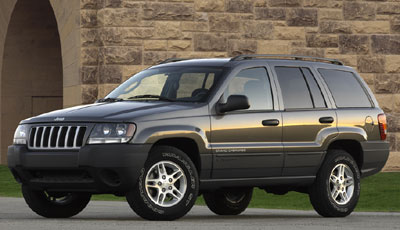2004 Jeep Grand Cherokee Review