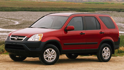Elegant 2004 Honda CR V