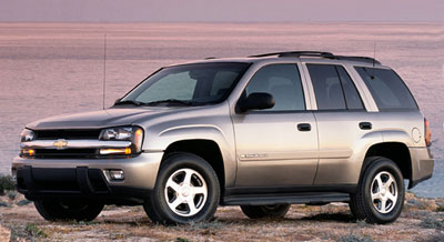 2004 Chevrolet TrailBlazer Review