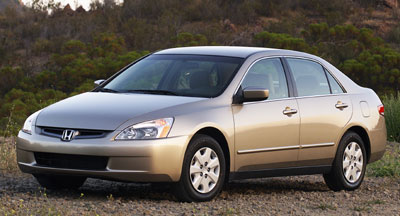 Best Midsize Luxury Sedan >> 2004 Honda Accord Review
