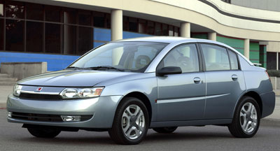 2004 Saturn Ion Review