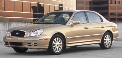 2004 Hyundai Sonata Review