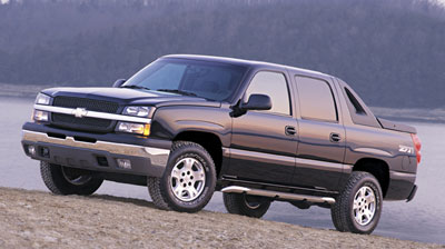 2004 chevrolet avalanche review 2004 chevrolet avalanche sciox Choice Image