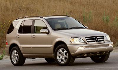 2004 mercedes benz ml350