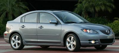 2004 Mazda 3 Review