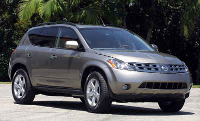 2004 Nissan Murano Review
