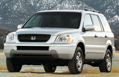 2004 honda pilot review 2004 honda pilot review