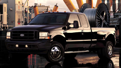 2004 Ford Super Duty