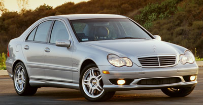 2004 Mercedes Benz C Class Review