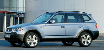 2004 Bmw X3 Review