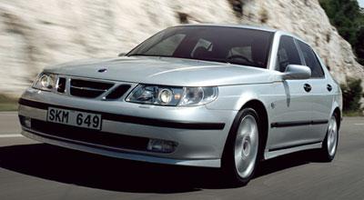 2004 Saab 9-5 Review