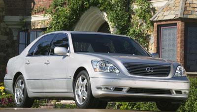 2004 Lexus LS 430 Review