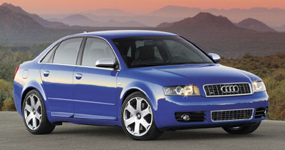 Audi A Review - Audi a4 2004