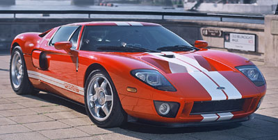 2005 Ford Gt Review