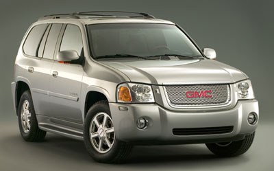 2005 GMC Envoy Review