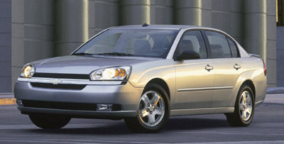 2005 Chevrolet Malibu Review