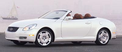 Used Dodge Ram >> 2005 Lexus SC 430 Review