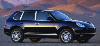 2005 Porsche Cayenne Review