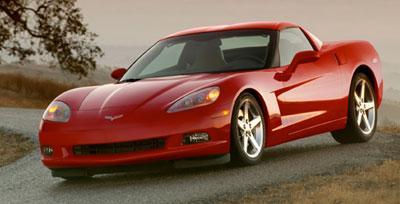 2005 Chevrolet Corvette Review