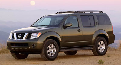 2005 Nissan Pathfinder Review