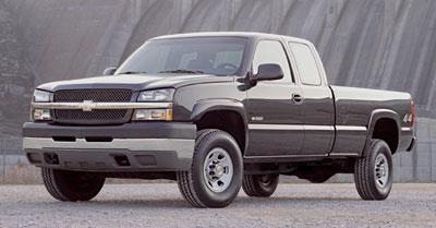 2005 Chevrolet Silverado Review