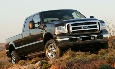 2005 Ford Super Duty
