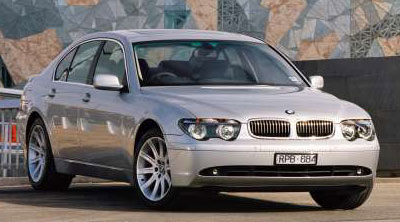 BMW Series Review - 2002 bmw 750