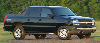 2005 chevrolet avalanche review 2005 chevrolet avalanche sciox Choice Image
