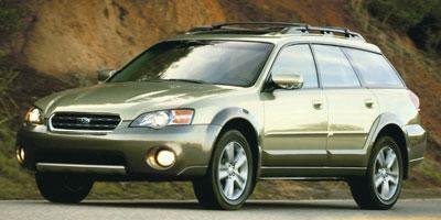 2005 subaru outback ll bean edition specs