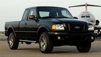 2005 Ford Ranger Review