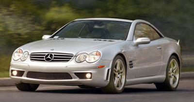 2005 Mercedes Benz Sl