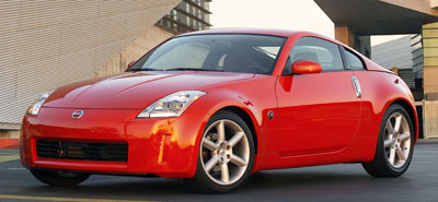 2005 nissan 350z review 2005 nissan 350z sciox Image collections