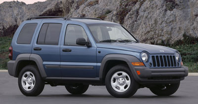 2005 jeep liberty specifications