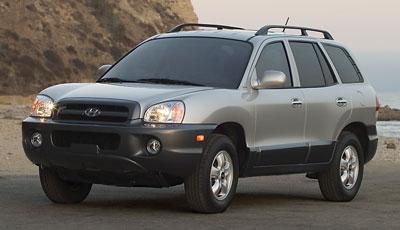 2005 Hyundai Santa Fe Review